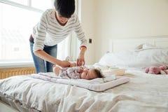 Изменять ворсистый ` s младенца стоковые изображения rf