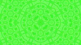Изменять оживленной предпосылки зеленый иллюстрация вектора