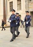 Изменять предохранителей замка Стоковая Фотография