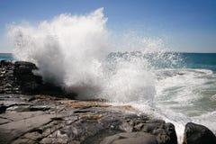 изменяя приливы Стоковое фото RF