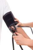 Измерение давления Стоковая Фотография RF
