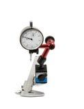 измерение аппаратуры Стоковое фото RF