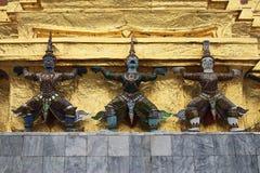 Измерение гиганта Бангкока Таиланда Стоковая Фотография RF