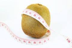 Измерение кивиа Стоковая Фотография RF