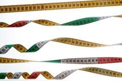 измерение предпосылки Стоковые Изображения RF