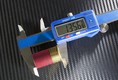 Измеренная длина Стоковое Изображение