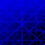 измерительные линии предпосылки голубые Стоковые Фотографии RF