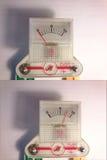 измеритель величины тока Стоковые Изображения RF