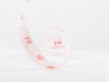 измерьте ленту Стоковое Фото