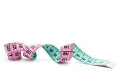 измерьте ленту Стоковые Фотографии RF