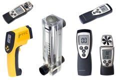 измерять аппаратур Стоковая Фотография