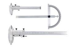 измерять аппаратур Стоковое Изображение