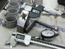 измерять аппаратур Стоковое Фото