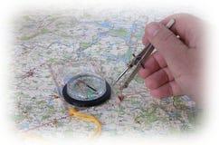 измерять расстояния стоковые изображения