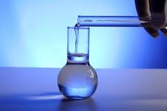 измеряя вода Стоковое фото RF