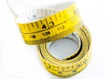 измеряя лента Стоковые Изображения RF