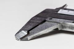 Измеряя диамант Стоковое фото RF