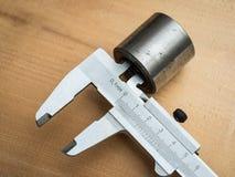 измеряя инструмент стоковое фото