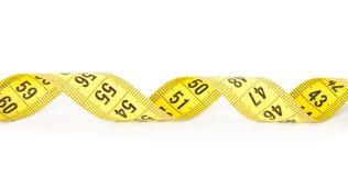 измеряя лента Стоковая Фотография
