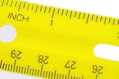 измеряя ручка Стоковая Фотография