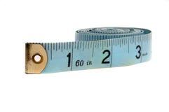 измеряя старая лента Стоковая Фотография