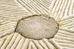 Изморозь на жернове стоковое изображение rf