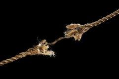 изнашиваемая веревочка Стоковая Фотография RF