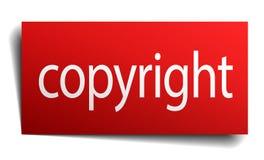 изображение авторского права 3d представило знак иллюстрация вектора