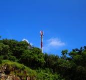 Изображение антенны телефона Стоковая Фотография
