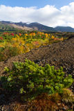 Изображение ландшафта Daisetsuzan Стоковые Фотографии RF