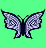 Изображение 3 бабочки Стоковые Изображения