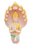 Изображение богов с Naga Стоковые Изображения