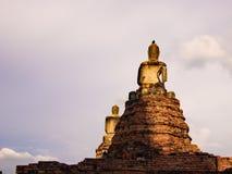 Изображение Будды в Таиланде стоковая фотография