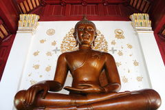 изображение Будды крытое Стоковое Фото
