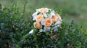 Изображение букета свадьбы Стоковое фото RF