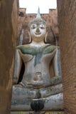 Изображение Будды в виске приятеля Wat Sri на Sukhothai историческом Стоковая Фотография RF