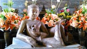 Изображение Будды в различном поэте Стоковые Фотографии RF