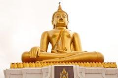 Изображение Будды в Таиланде Стоковые Фотографии RF
