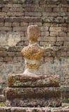 Изображение Будды руин Стоковые Изображения