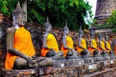 Изображение Будды Стоковое фото RF