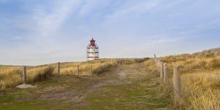 Путь к маяку Стоковое Изображение RF