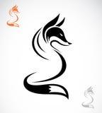 Изображение вектора дизайна лисы бесплатная иллюстрация