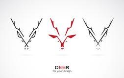 Изображение вектора дизайна оленей бесплатная иллюстрация