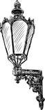 Стародедовский светильник Стоковая Фотография
