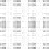 Изображение вектора черных небольших точек на белой предпосылке иллюстрация вектора