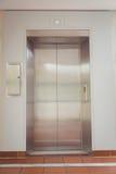 Изображение двери лифта Стоковое Изображение