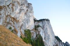 Изображение восточных Карпатов, ресервирование Piatra Craiului естественное, Румыния Стоковые Фото