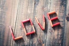 Изображение влюбленности Стоковое Изображение RF
