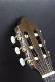 Изображение головы гитары стоковая фотография rf