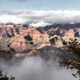 Изображение гранд-каньона Стоковое Изображение RF